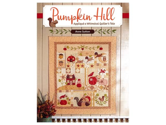 That Patchwork Place Pumpkin Hill Book