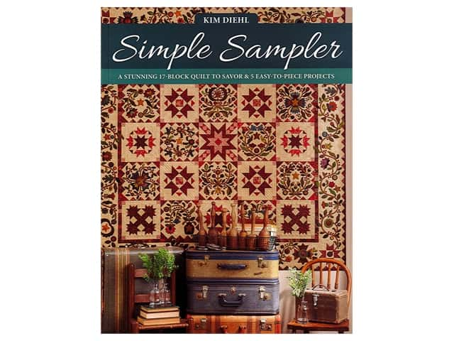 That Patchwork Place Simple Sampler Book