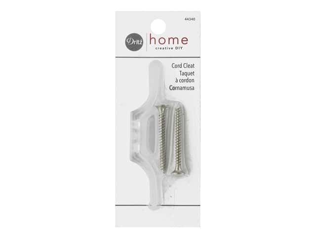 Dritz Cord Cleat - 3 in.