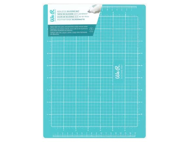"We R Memory Craft Surface Silicone Mat 8.5""x 11"""