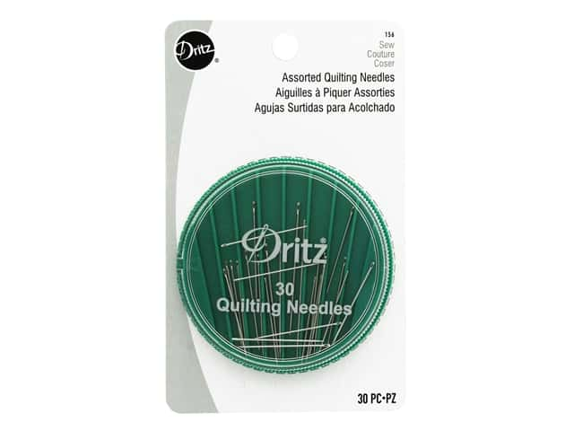 Dritz Quilting Needles - Assorted 30 pc.