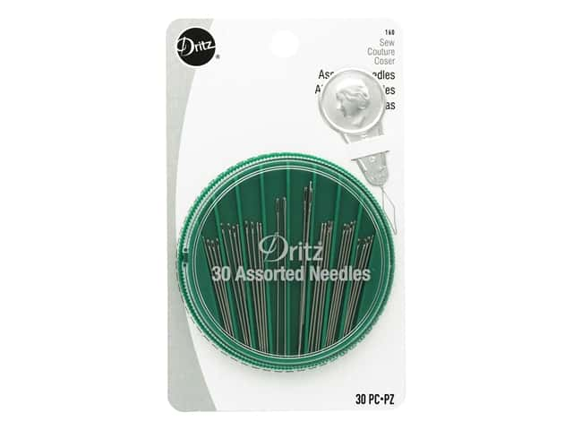 Dritz Hand Needles 30 pc. Assorted