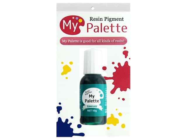 Resinate Accessories My Palette Pigment Ink Emerald
