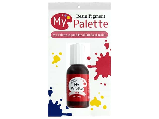 Resinate Accessories My Palette Pigment Ink Red