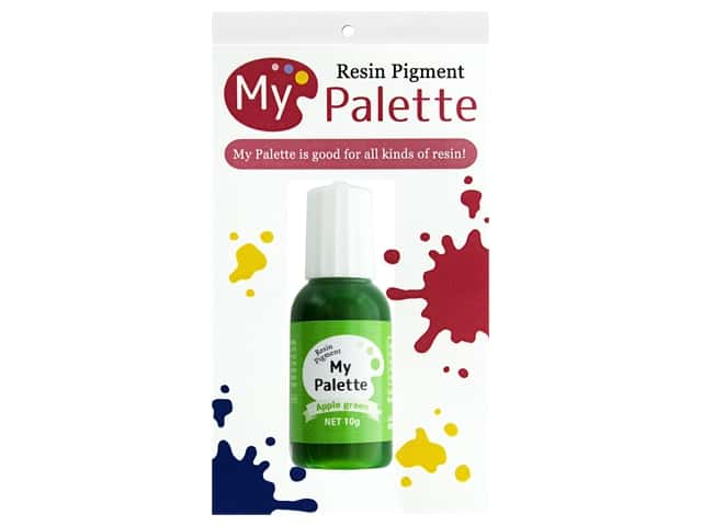 Resinate Accessories My Palette Pigment Ink Apple Green