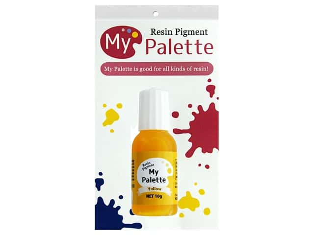 Resinate Accessories My Palette Pigment Ink Yellow