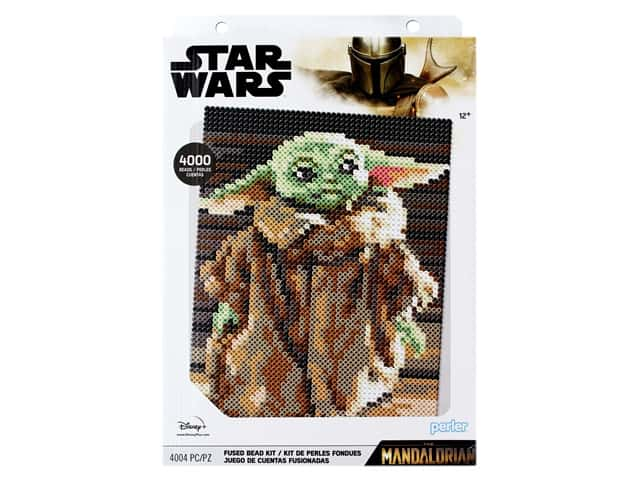 Perler Fused Bead Kit Box Deluxe Star Wars The Child