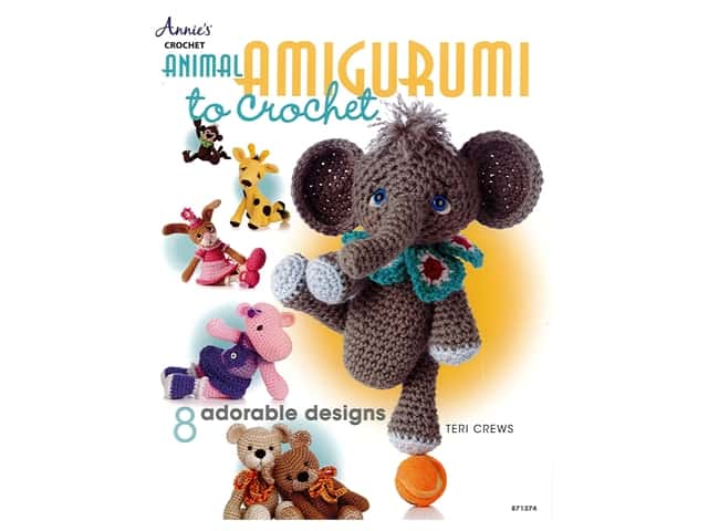 Animal Amigurumi To Crochet Book
