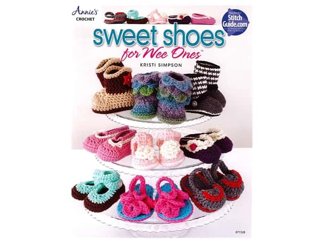 Sweet Shoes for Wee Ones Book