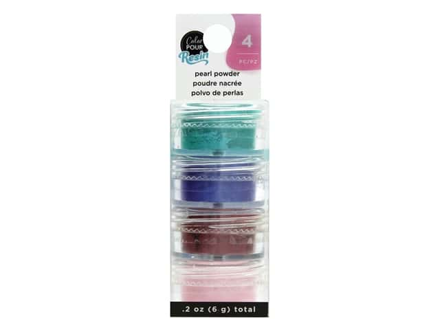 American Crafts Color Pour Mix In Powder Color Pearlescent