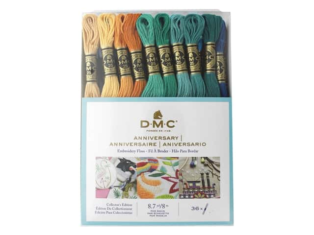 DMC Embroidery Floss Pack Six Strand Anniversary