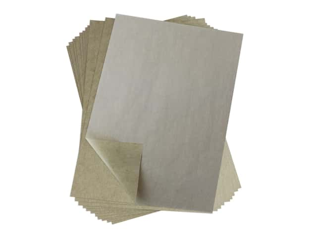 Pro Art Carbon Transfer Paper - 18 x 26 in. White 25 pc.
