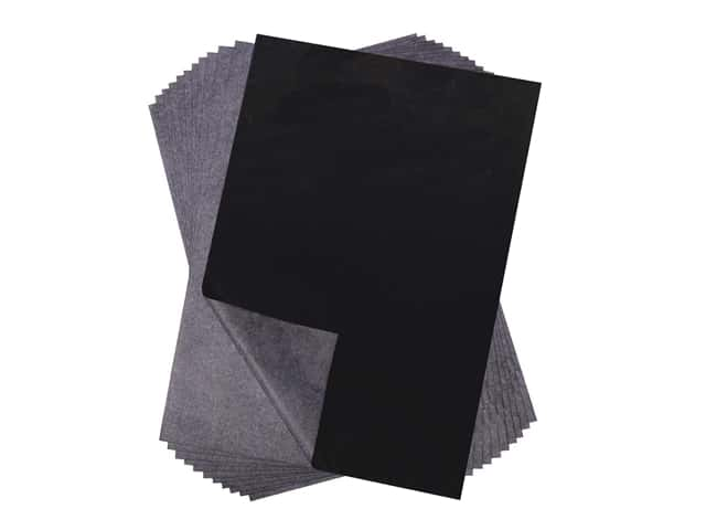 Pro Art Carbon Transfer Paper - 9 x 13 in. Black 100 pc.