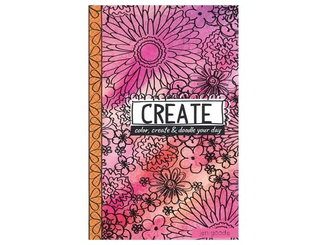 Create: Color, Create & Doodle your Day Book