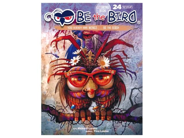 Be The Bird Coloring Book