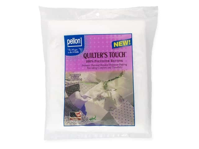 Pellon Batting Quilters Touch Polyester 34 in. x 45 in.