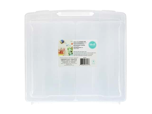 We R Memory Keepers Washi Tape Storage Case