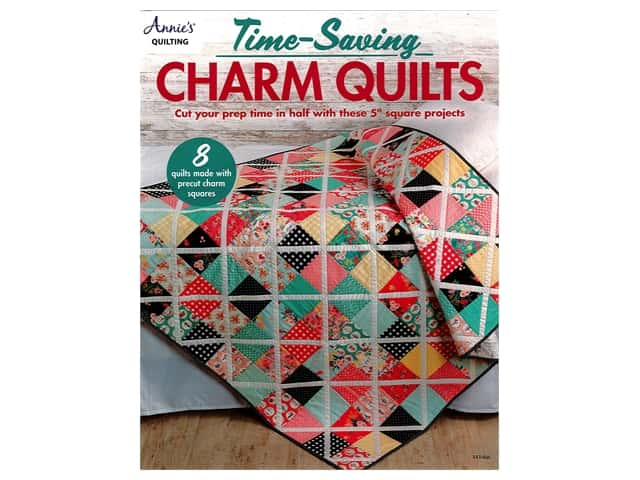 Time-Saving Charm Quilts Book
