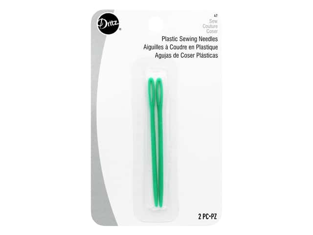 Dritz Plastic Sewing Needles 2 pc.