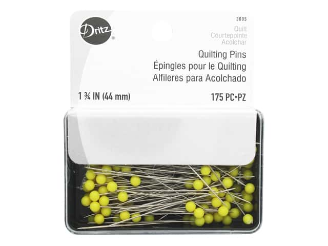 Dritz Quilter's Pins - 1 3/4 in. 175 pc.