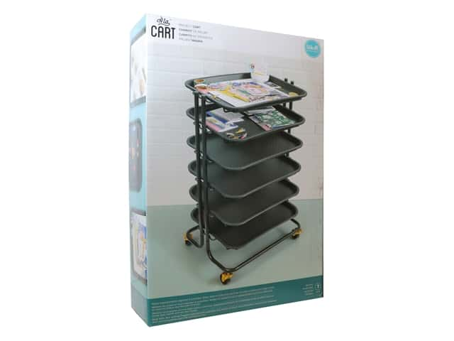 We R Memory A La Cart Project With Removable Trays