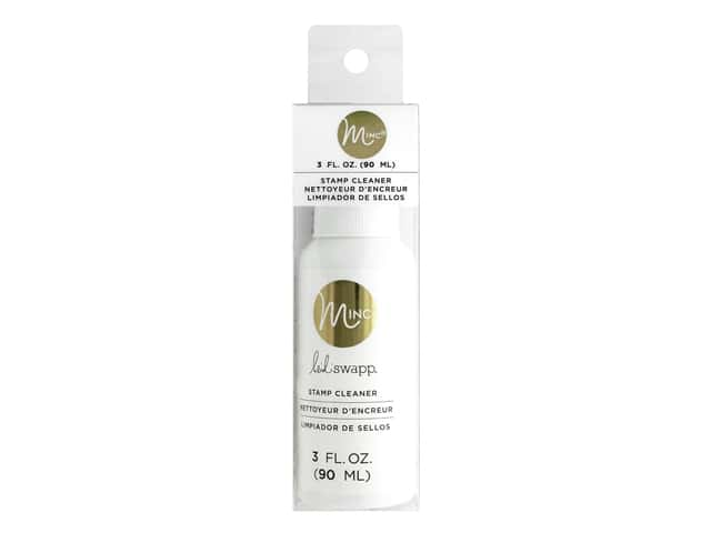 American Crafts Heidi Swapp Collection MINC Ink Stamp Cleaner 3oz