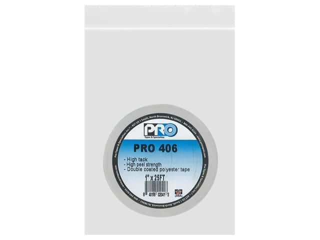Pro Tape Double Stick Adhesive 1 in. x 25 ft