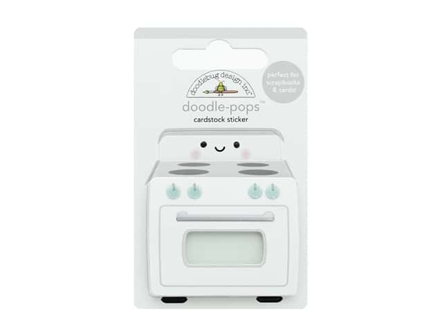 Doodlebug Collection Made With Love Doodle Pops What's Cookin?