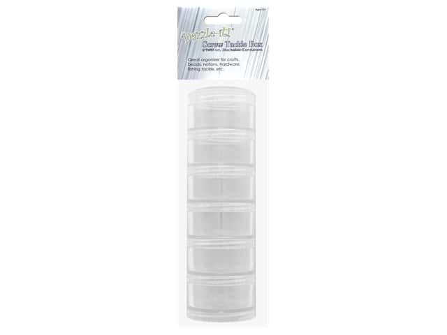 Dazzle It Screw Tackle Box Stackable 2 in. /50mm