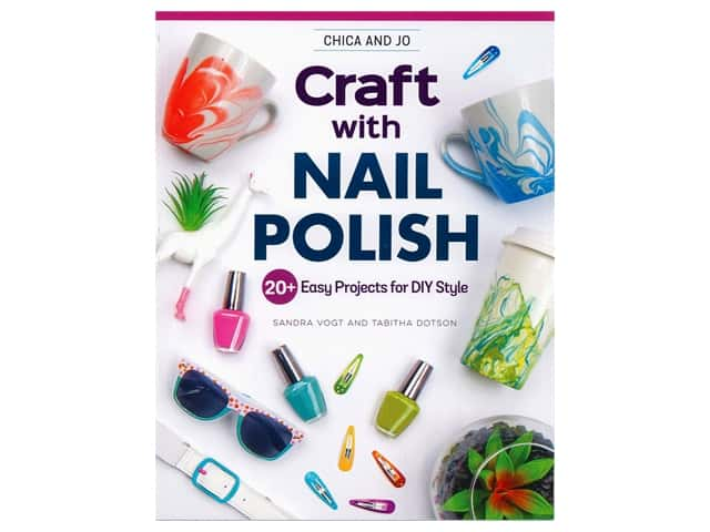 Chica & Jo Craft with Nail Polish Book