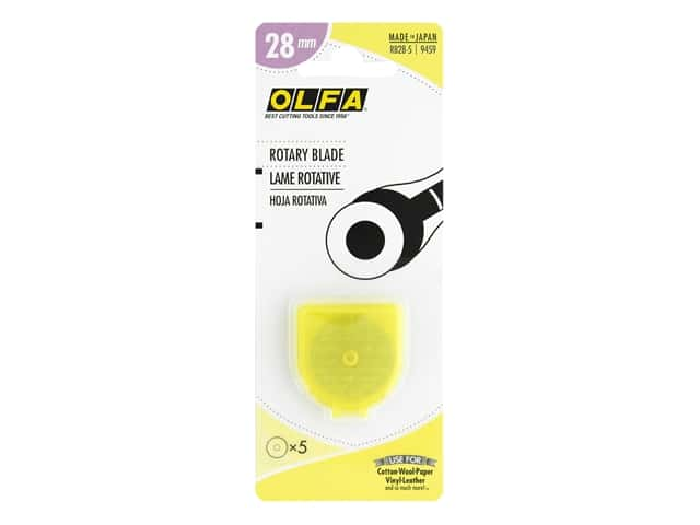 Olfa Replacement Blade 28 mm 5 pc.