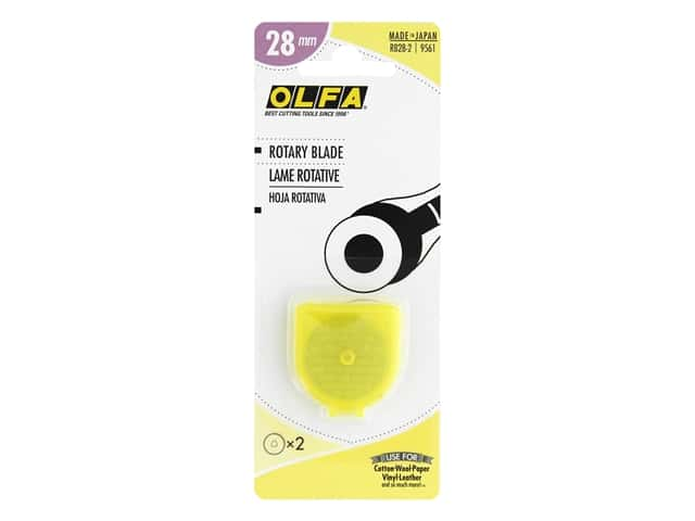 Olfa  Replacement Blade 28 mm 2 pc.
