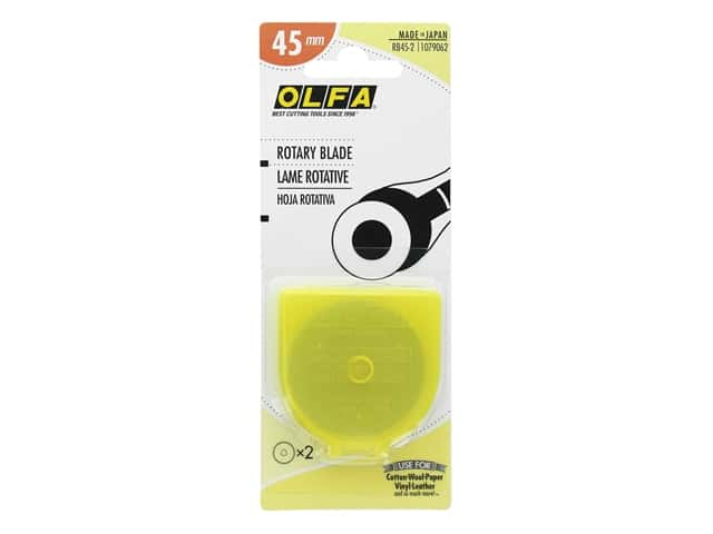 Olfa Replacement Blade 45 mm 2 pc.