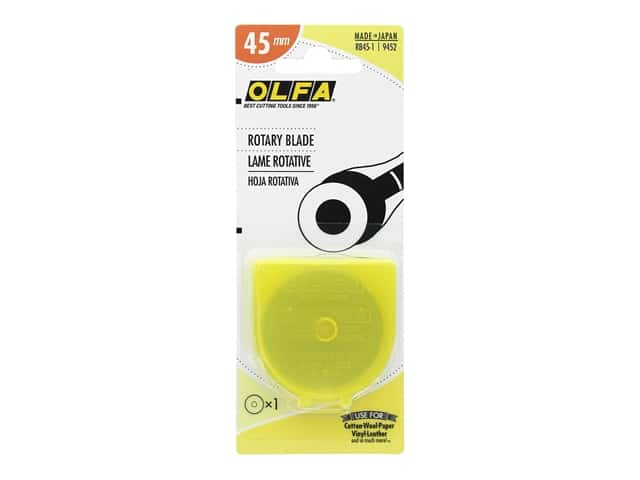 Olfa Replacement Blade 45 mm 1 pc.
