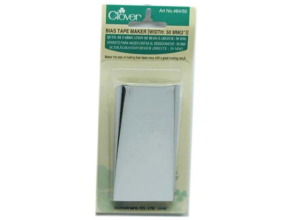 Clover Bias Tape Maker 2 in.