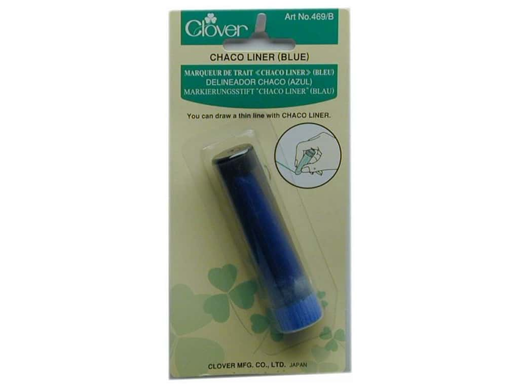 Clover Chaco Liner - Blue