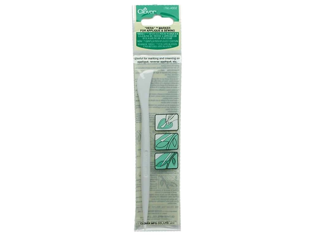 Clover Hera Marker For Applique & Sewing 6 in.