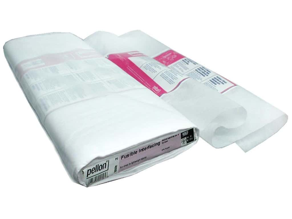 Pellon Fusible Sheerweight Interfacing 20 in. x 30 yd. White (30 yards)
