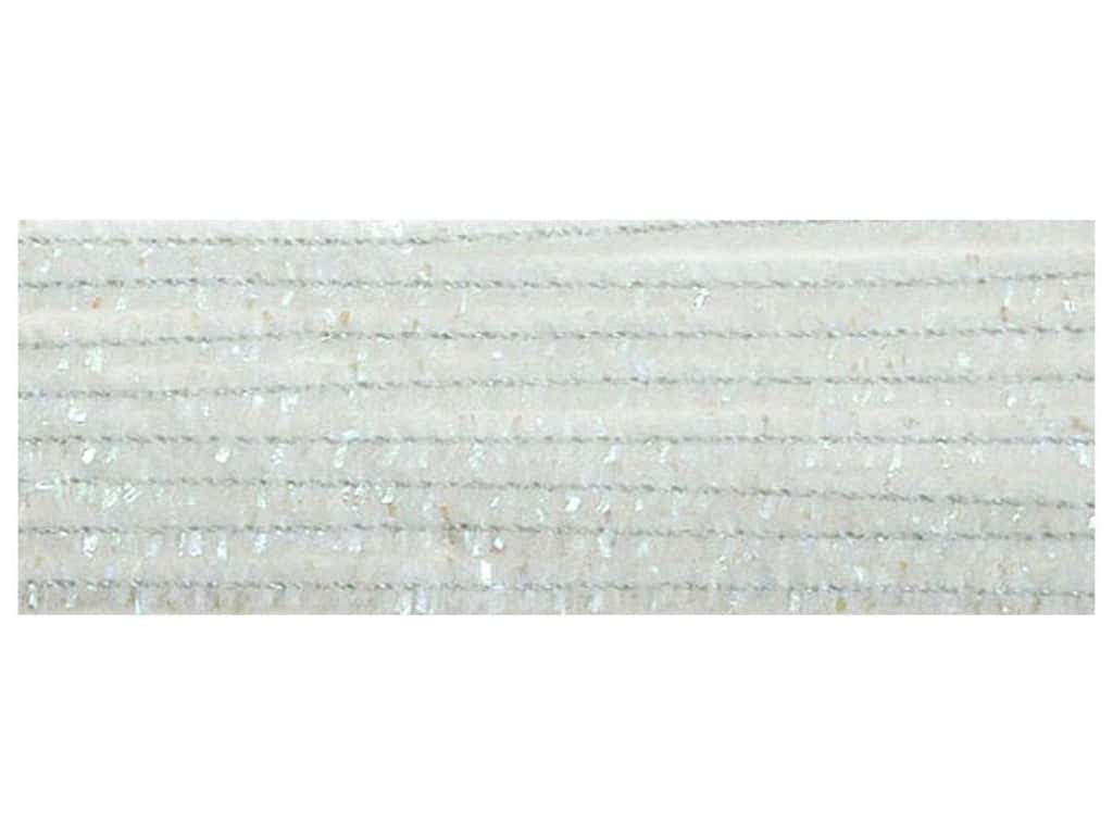 PA Essentials Chenille Stems 6 mm x 12 in. Iridescent 25 pc.