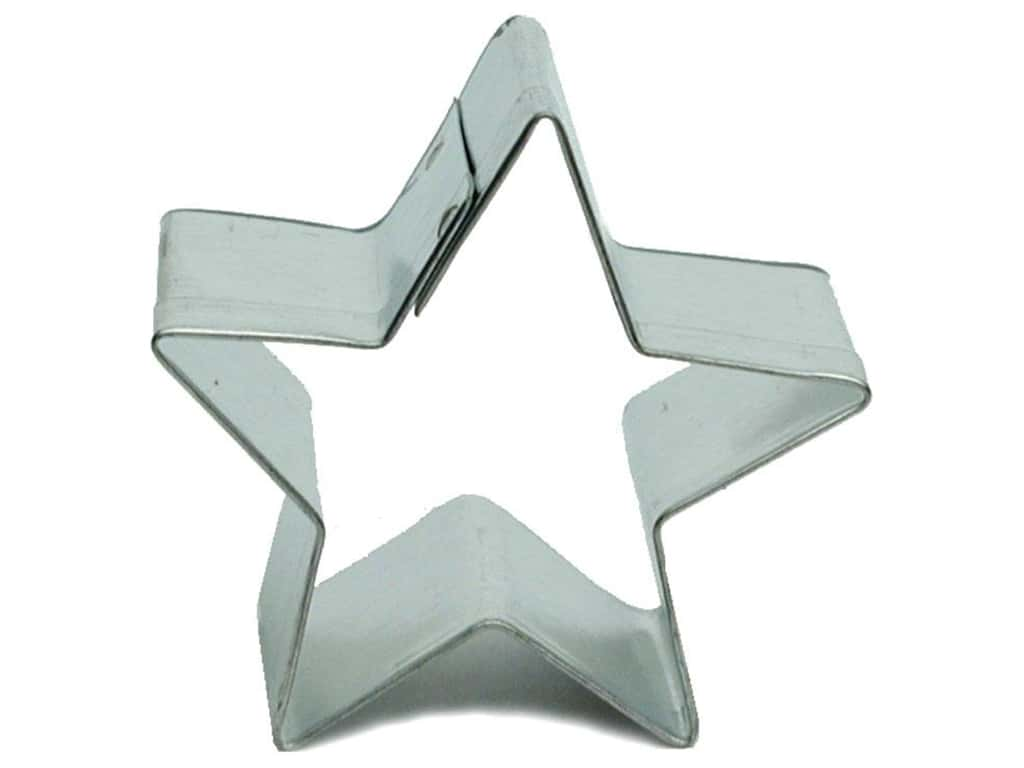 Fox Run Cookie Cutter 2 in. Star