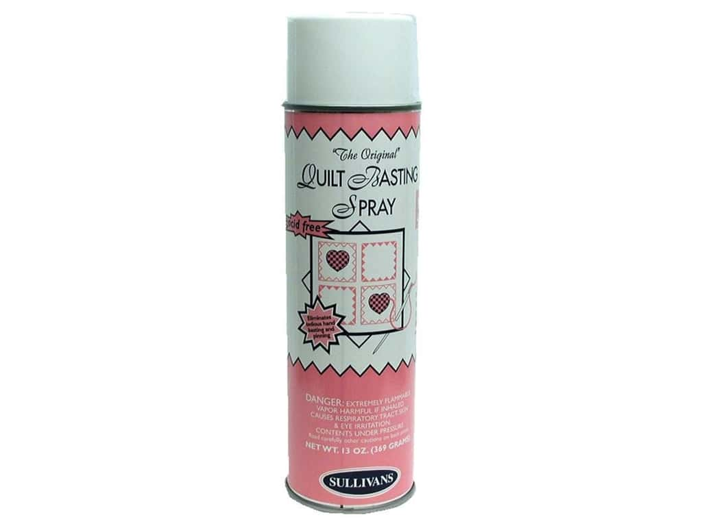 Sullivan's Quilt Basting Spray 13 oz.