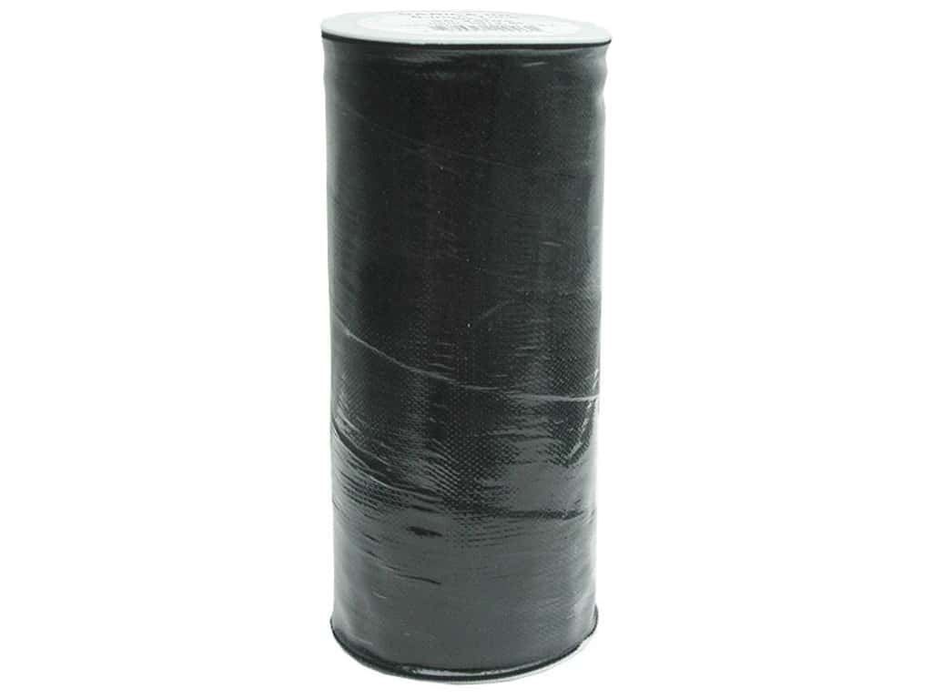 Darice Victoria Lynn Tulle 6 in. x 25 yd. Black (25 yards)