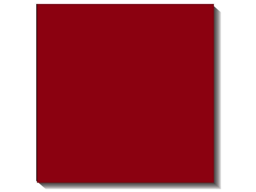 Bazzill Cardstock 12 x 12 in. Canvas Pomegranate (25 sheets)