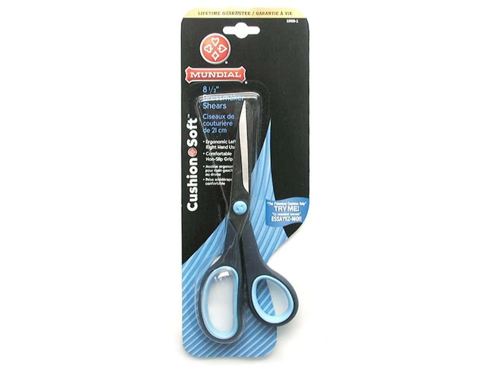 Mundial  8 1/2 in. Cushion Soft Dressmakers' Shears