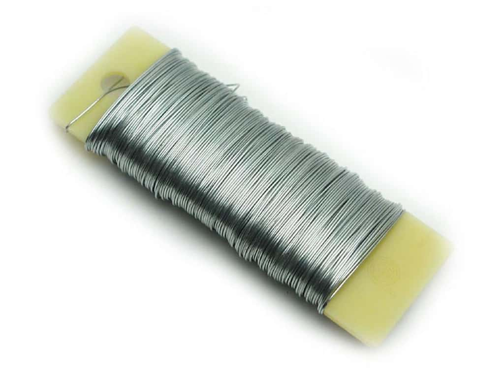 Panacea Paddle Wire 26-Gauge 1/4 lb. Bright