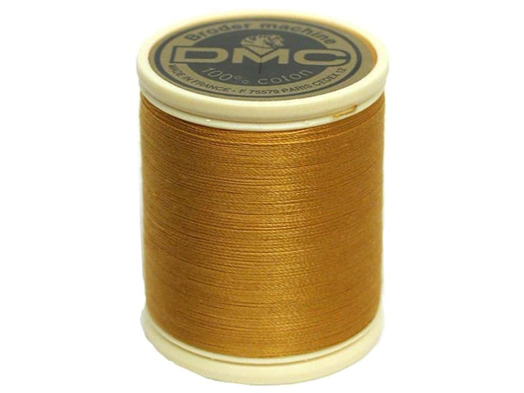 DMC Cotton Machine Embroidery Thread 50 wt. 547 yd. #783 Medium Topaz