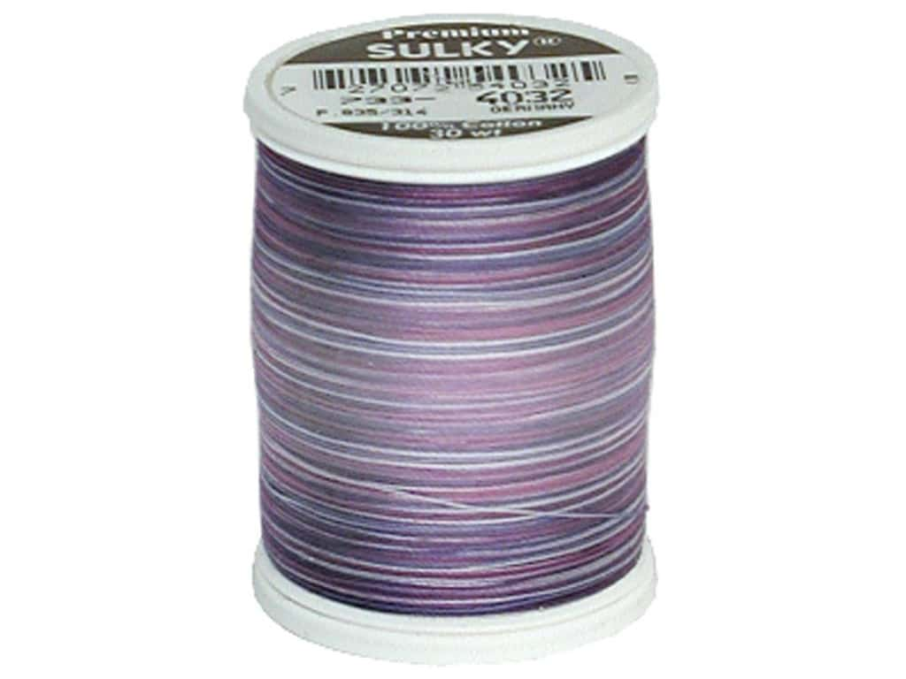 Sulky Blendables Cotton Thread 30 wt. 500 yd. #4032 Iris