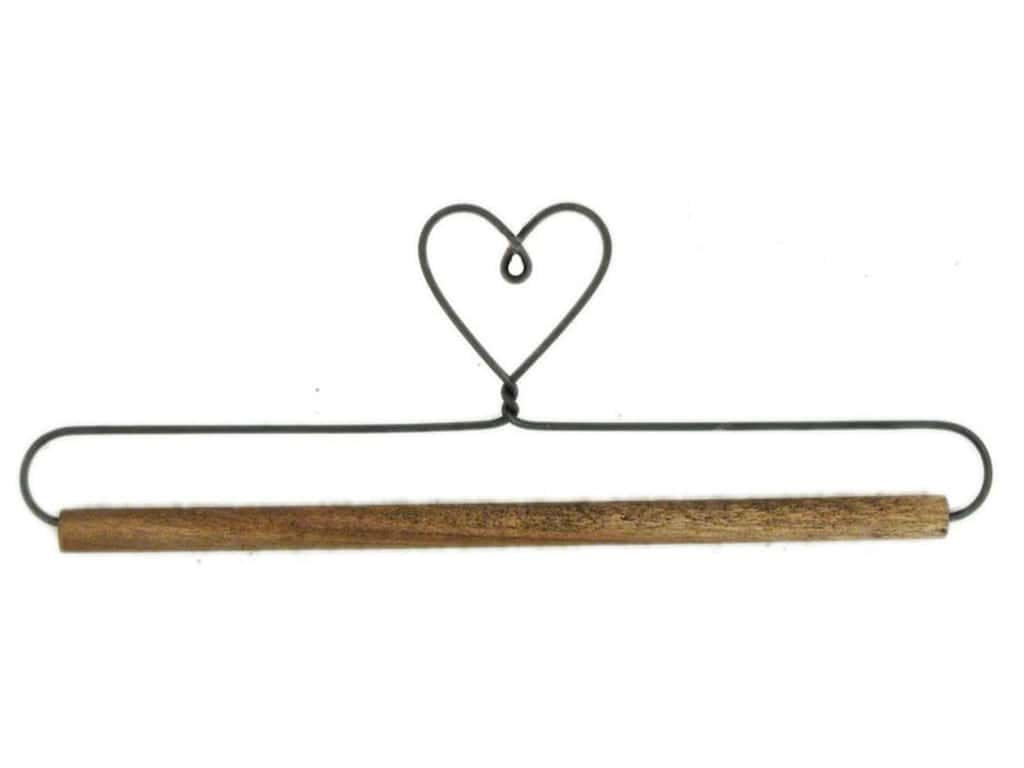 Ackfeld Craft Holder 12 in. Heart