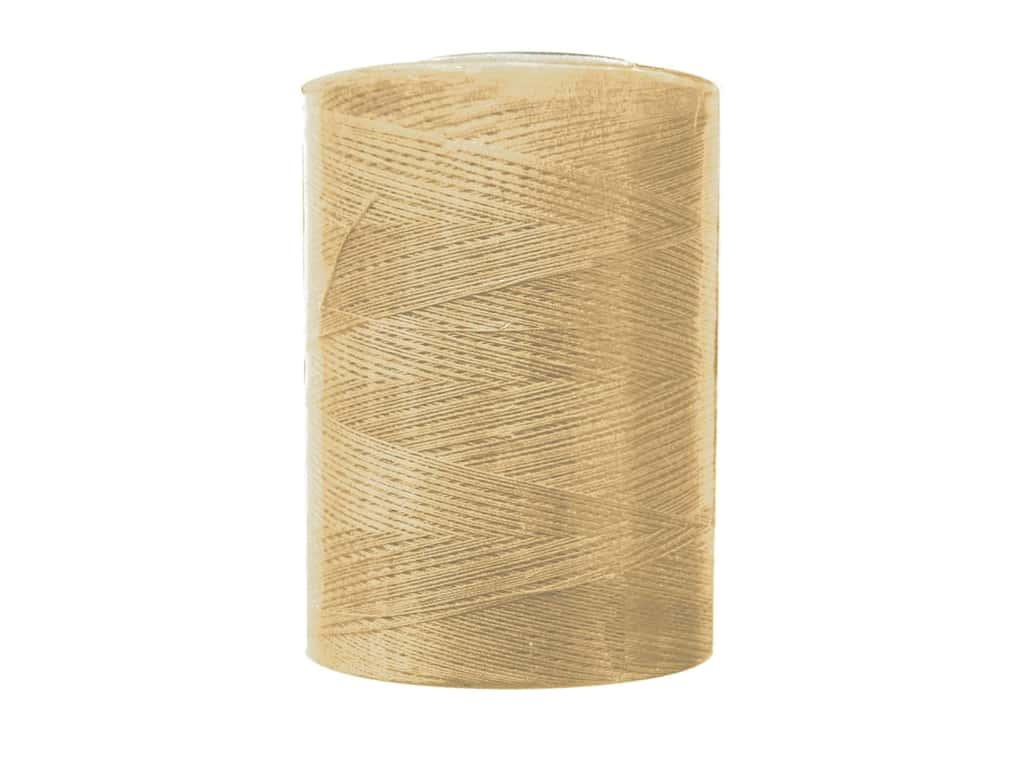 Coats Cotton Machine Quilting Thread 1200 yd. #116 Cream