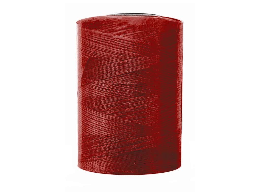 Coats Cotton Machine Quilting Thread #128 Red 1200 yd.